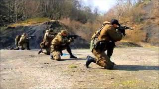 Огневая подготовка ОСН РОСИЧ ФСИН2015