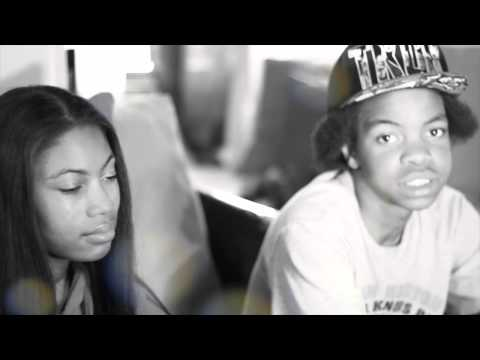 Lil Legin & Niya Nicole On Ghetto Talent Tv