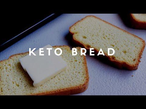EASY KETO BREAD RECIPE | Keto Connect Keto Bread | Low Carb Almond Flour Recipe | Gluten Free