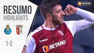 Highlights   Resumo: FC Porto 1-2 SC Braga (Liga 19/20 #17)