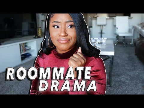STORY TIME COLLEGE ROOMMATE DRAMA!