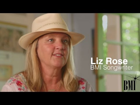 """BMI Songwriter Liz Rose: """"Taylor Swift you changed my life"""""""