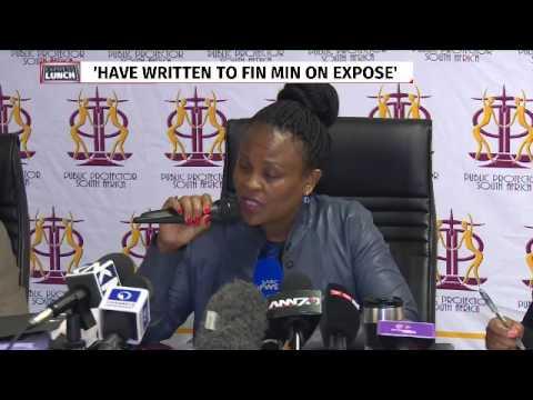 Public Protector to look into Treasury graft