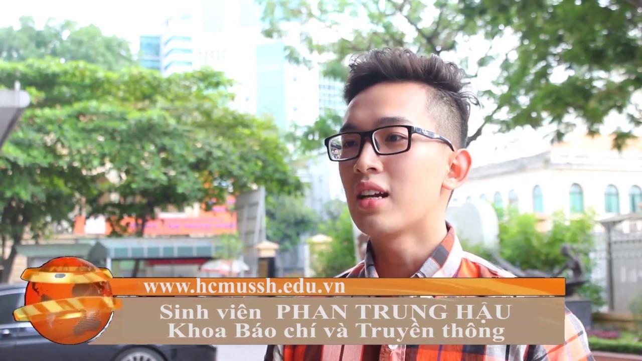 Giới thiệu về Trường ĐH KHXH&NV, ĐHQG TP.HCM và tuyển sinh năm 2017
