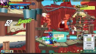 Elsword[KR] Dreadlord 3-x Oath Of Ruin