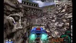 Aerogauge gameplay