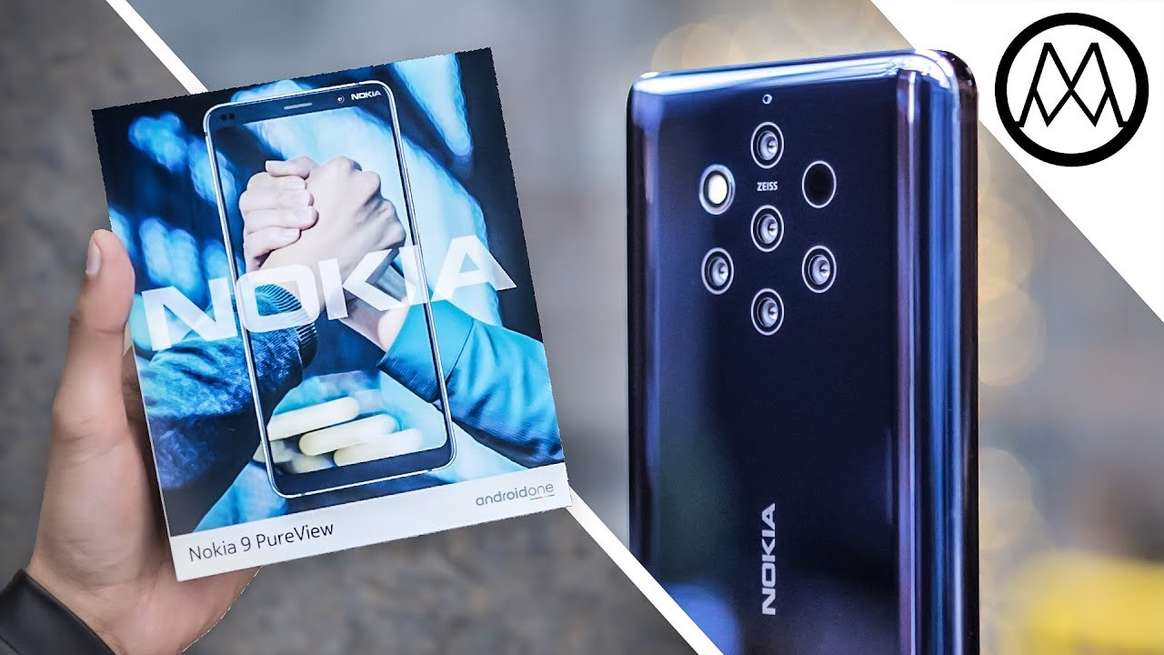 Nokia 9 PureView Review In-Depth With Unboxing