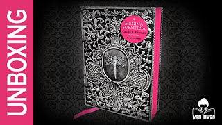 "UNBOXING do Livro ""A Menina Submersa"" - Caitlín R. Kiernan (Darkside Books)"