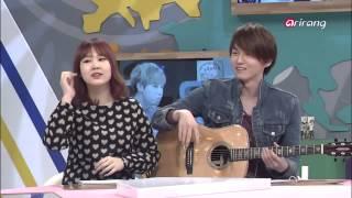 After School Club-Moon and Jimin′s perfect collaboration   박지민과 문의 완벽한 콜라보레이션 무대