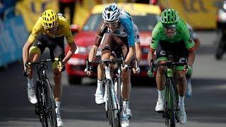 Tour de France: Chris Froome extends GC lead in the Alps