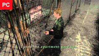 Silent Hill 2 Sound Comparison (PC vs PS2)