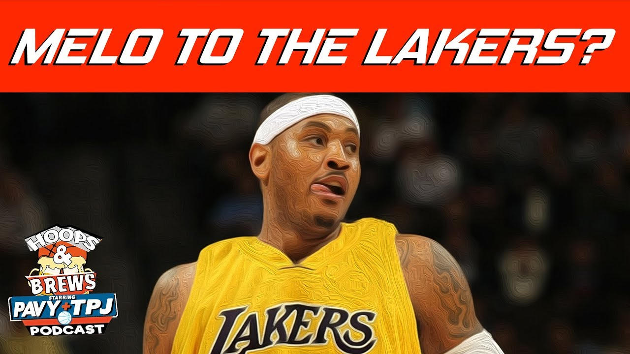 323a867ba4c Should Lakers Sign Carmelo Anthony