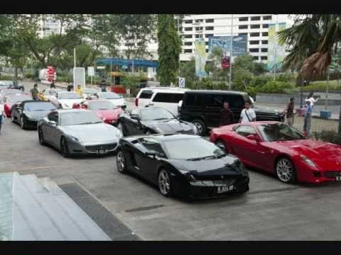 Supercars In Indonesia Youtube
