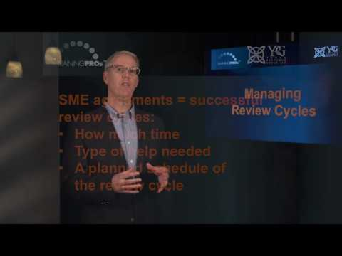 Managing Review Cycles