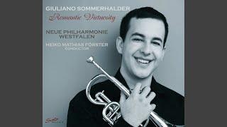 Trumpet Concerto, Op. 18: III. Allegretto - Rondo: Allegro scherzando