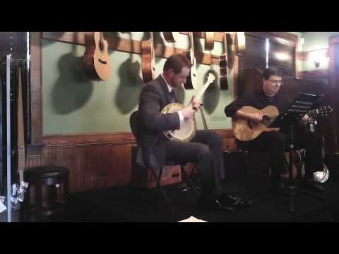 Five Foot Two performed on tenor banjo by Tyler Jackson