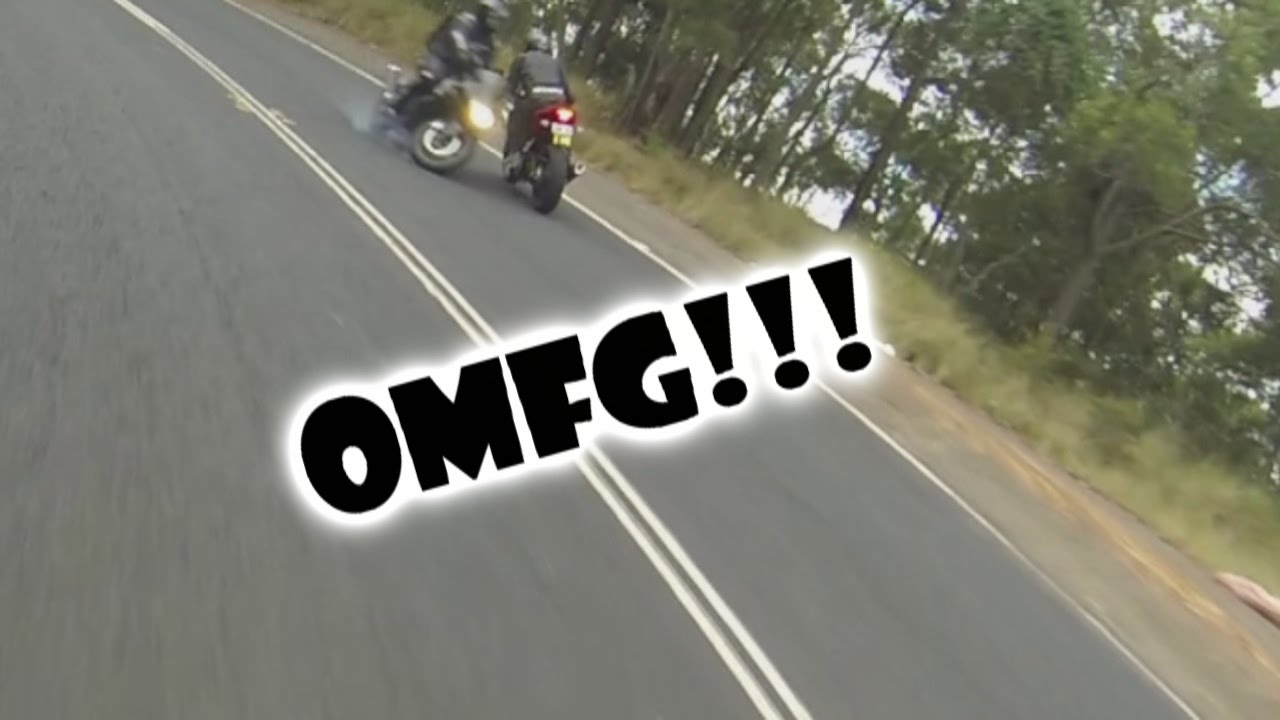 CRAZY MOTORCYCLE ACCIDENT!!!