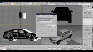 3D max. Создаём Proxy-объект для облегчения сцены в 3D max. Проект Ильи Изотова.(, 2013-04-10T11:47:58.000Z)