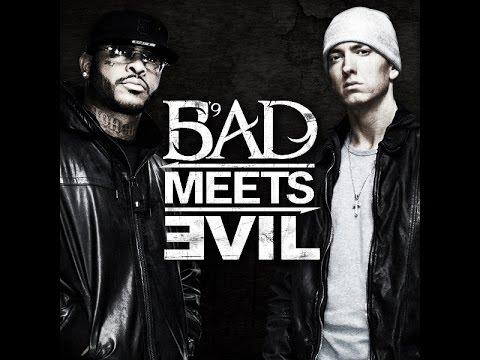 Top 10 Bad Meets Evil Verses