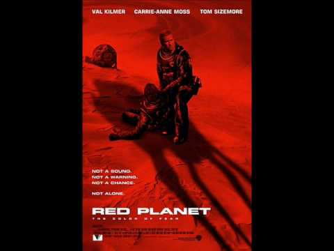 Red Planet 2000 4M5 Soundtrack Recording Sessions