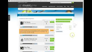 Make $12 per hour listening to songs online