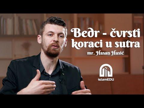 MR. HASAN HASIĆ: BEDR - ČVRSTI KORACI U SUTRA