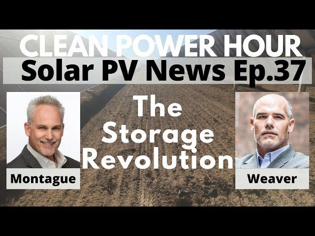 Storage Revolution | VPPs | EV to Grid | Agrivoltaics | Solar Greenhouses | CPH Ep37
