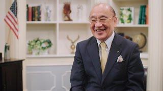 アメリカ大使館【荒井 正吾 留学インタビュー】