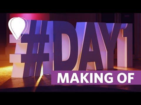 Day1 | Por Trás Do Maior Evento De Inspiração Empreendedora Do Brasil