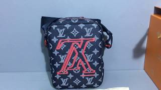 a63c2210edc Louis Vuitton Danube PM City Bag ...