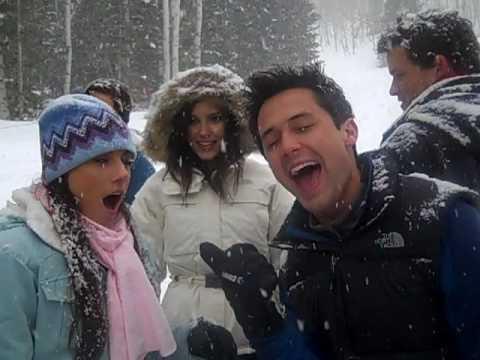 Jana gets snowed by Stephen... and Sophia by Austin?