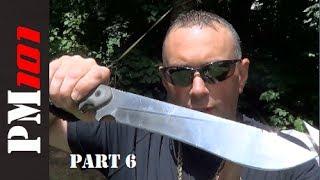 Big Bag O' Blades 2 Part 6: Survival Knives, Bushcraft Knives, Axes, and More!