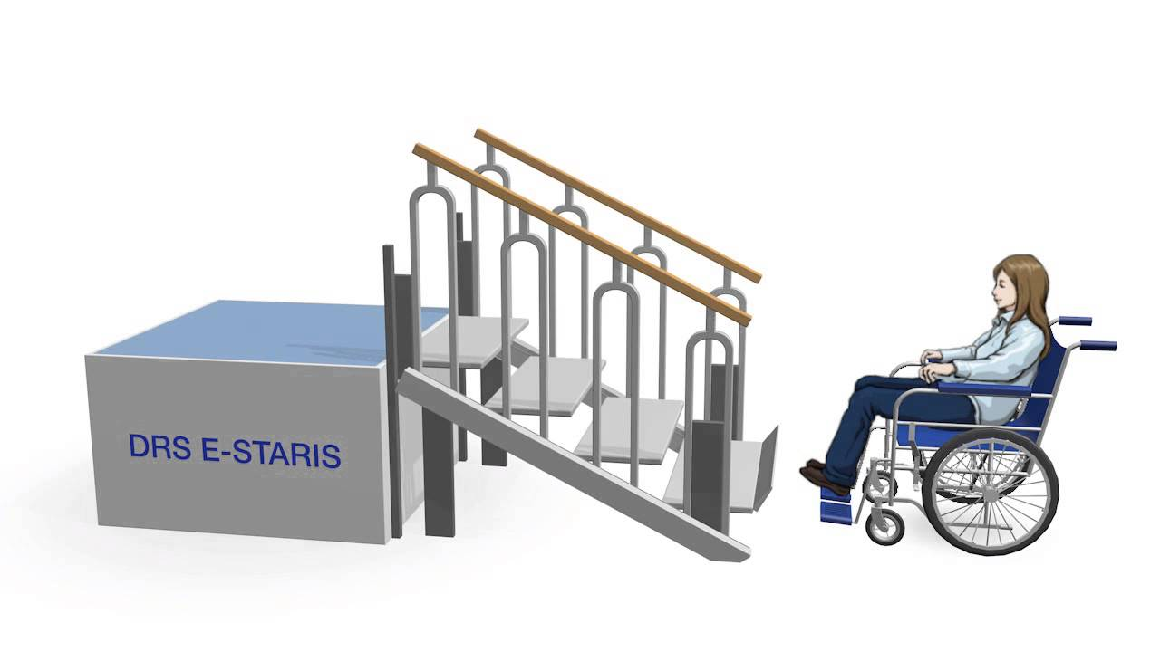 DRS E Stairs