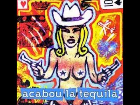 Acabou la Tequila - Persona non Grata