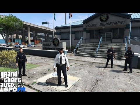 GTA 5 LSPDFR Police Mod 244 | NYPD Captain Supervisor Patrol | I Shouldn't Have Let The Rookie Drive