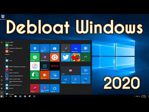 Speed Up Windows 10 in 2020