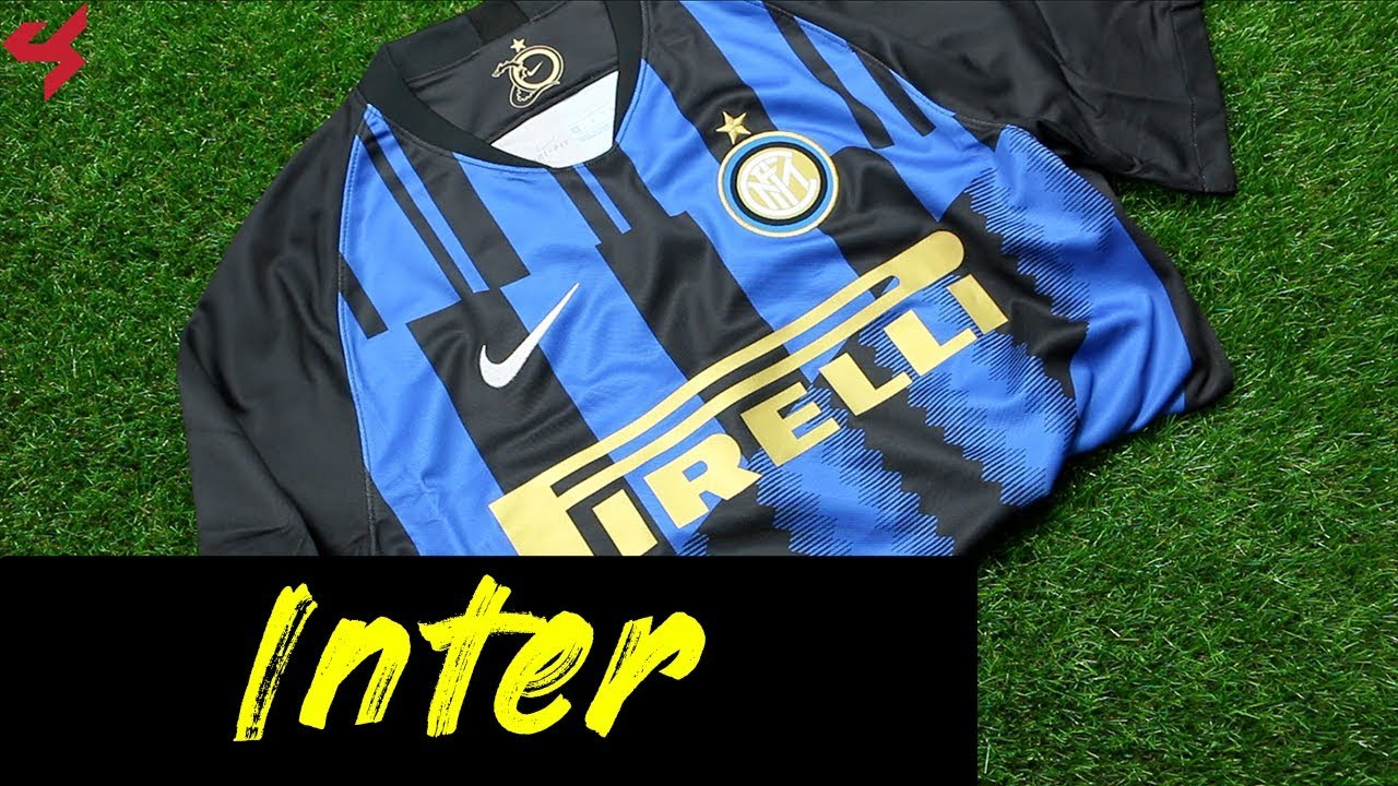 online retailer d6eb8 97c27 Inter Milan x Nike 20th Anniversary Jersey Unboxing + Review