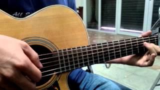 Cơn đau cuối cùng - Lê Hiếu || Guitar cover