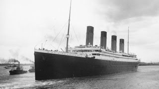 The Sisters :RMS Olympic,Titanic and Britannic