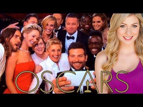 ELLEN BROKE TWITTER! - Oscars 2014 Review!