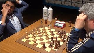 🇮🇳 Nihal Sarin against Vassily Ivanchuk in Leon Masters! Rapid chess game