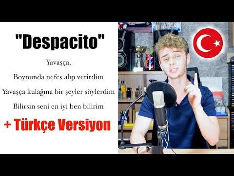 Berk Coşkun - ''Despacito'' +  (Türkçe Versiyon)