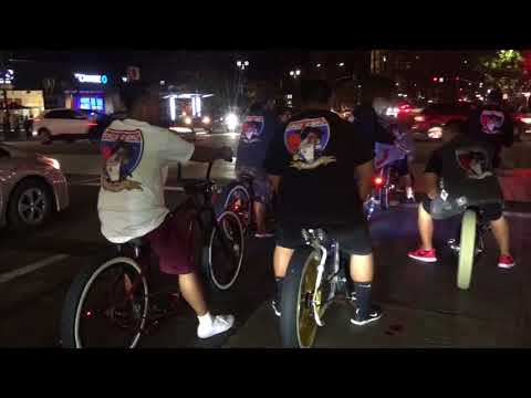 Eazy Rydaz BC DownTown SD Ride