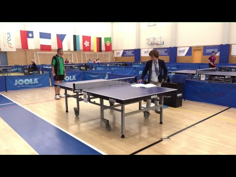 2017 INAS World Table Tennis Championships – 26.10., table 8