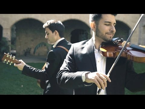 Story Of My Life - One Direction - Violin & Guitar Cover
