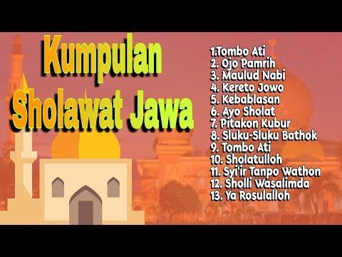 Kumpulan Sholawat Jawa Puji Pujian Bahasa Jawa