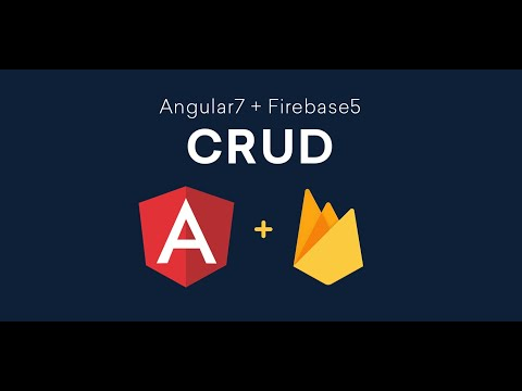 Student Record Management System CRUD App Built With Angular7 And Firebase5.