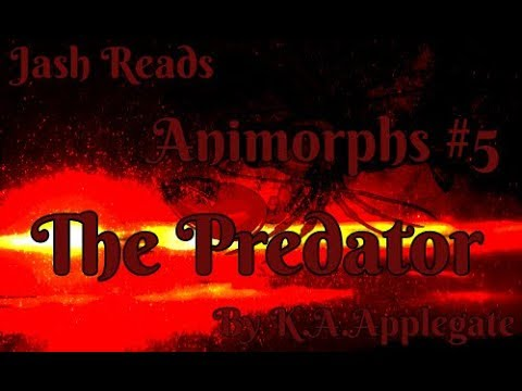 Jash Reads Animorphs 5 The Predator Intro Youtube