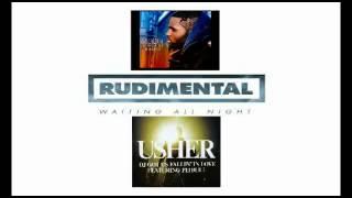 Rudimental Jason Derulo Usher - Waiting For the DJ On The Other Side (JTKO Mash-up)