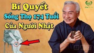 Hóa ra đây là BÍ QUYẾT giúp người NHẬT sống thọ 174 tuổi, RẤT DỄ AI CŨNG LÀM ĐƯỢC